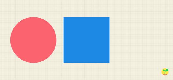认识圆形,正方形,三角形